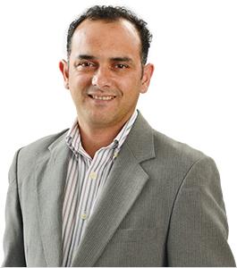 Carlos Figueroa, ex alumno unegocios