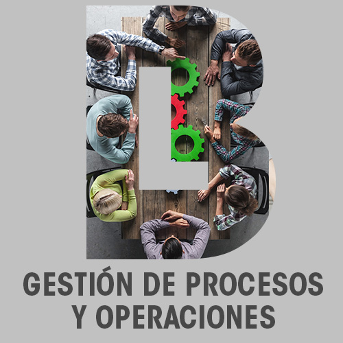 gestión de procesos y operaciones online
