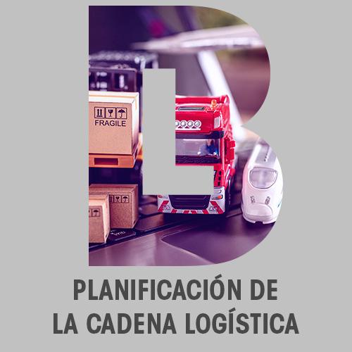 Planificación de la cadena logística