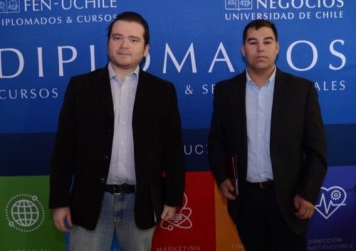 Cristian Vergara y Mino Cepeda